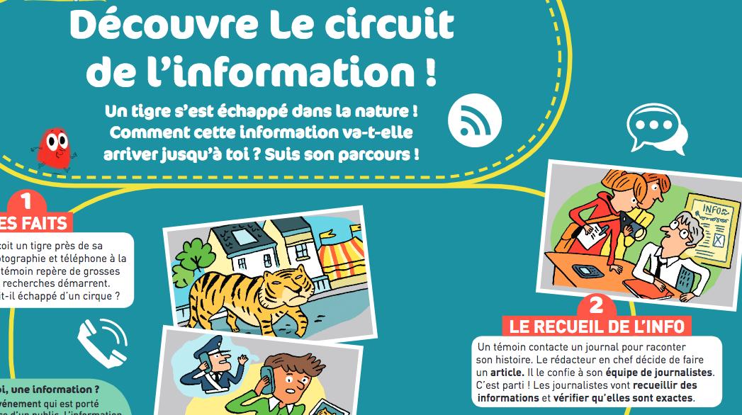 Le circuit de l'information 2